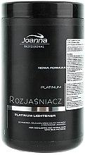 Düfte, Parfümerie und Kosmetik Aufhellendes Haarpulver Platinum - Joanna Professional Lightener