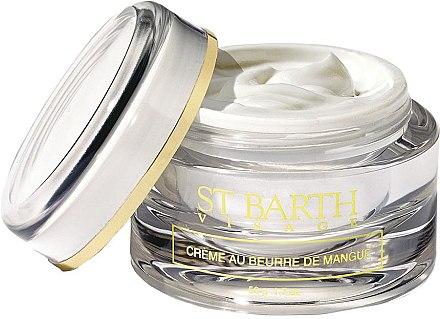 Gesichtscreme mit Mangobutter für trockene und empfindliche Haut - Ligne St Barth Mango Butter Cream — Bild N1