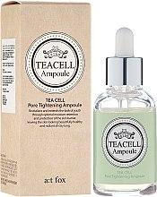 Düfte, Parfümerie und Kosmetik Porenstraffendes Gesichtsserum - A:t Fox Teacell Face Serum
