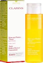 Düfte, Parfümerie und Kosmetik Badeschaum - Clarins Tonic Bath & Shower Concentrate