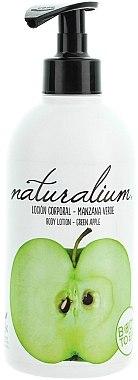 Nährende Körperlotion mit grünem Apfel - Naturalium Body Lotion Green Apple — Bild N1