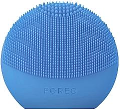 Düfte, Parfümerie und Kosmetik Reinigende Smart-Massagebürste für das Gesicht Aquamarine - Foreo Luna Fofo Smart Facial Cleansing Brush Aquamarine
