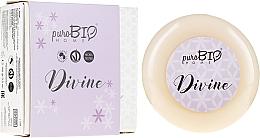 Düfte, Parfümerie und Kosmetik Bio-Seife Divine - PuroBio Home Organic Divine