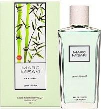 Düfte, Parfümerie und Kosmetik Marc Misaki Green Concept - Eau de Toilette