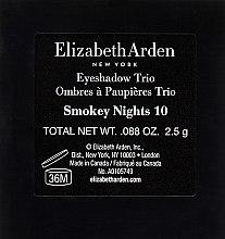 Lidschattenpalette - Elizabeth Arden Eye Shadow Trio — Bild N2