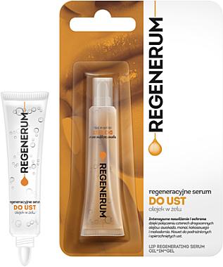 Regenerierendes Lippenserum - Aflofarm Regenerum Lip Serum — Bild N1
