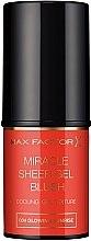 Düfte, Parfümerie und Kosmetik Rouge Stick - Max Factor Miracle Sheer Gel Blush Stick