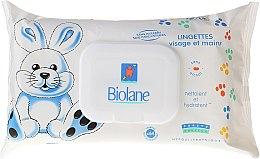 Düfte, Parfümerie und Kosmetik Sanfte und beruhigende Baby Feuchttücher - Biolane Baby Napkins