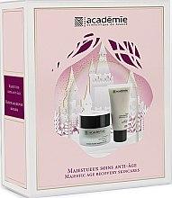 Düfte, Parfümerie und Kosmetik Gesichtspflegeset - Academie (Peeling 50ml + Gesichtscreme 50ml)