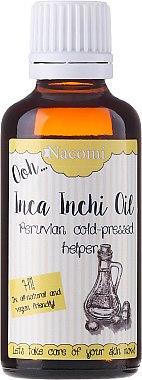 Inka-Erdnussöl für Gesicht und Körper - Nacomi Olej Inca Inchi Odbudowa Kolagenu Skóry — Bild N3