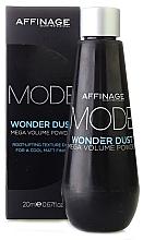 Düfte, Parfümerie und Kosmetik Volumengebendes Haarpuder - Affinage Mode Wonder Dust Volume Powder