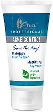 Düfte, Parfümerie und Kosmetik Mattierende Tagescreme für zu Akne neigende Haut - Ava Laboratorium Acne Control Professional Save The Day Mattifying Day Crem