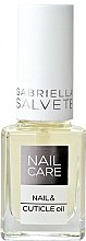 Düfte, Parfümerie und Kosmetik Nagel- und Nagelhautöl - Gabriella Salvete Nail & Cuticle Oil