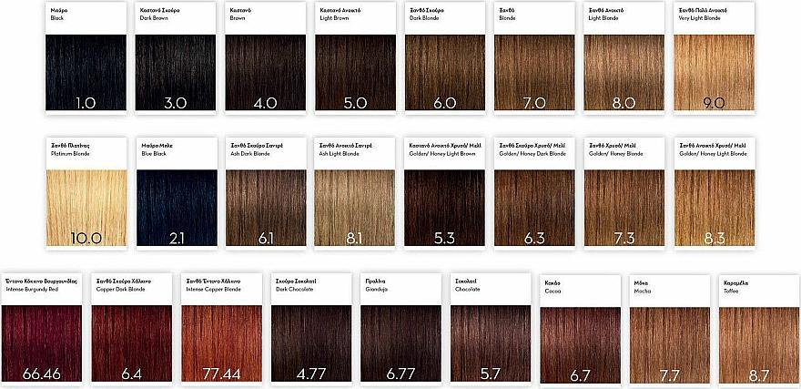 Haarfarbe mit Arganöl - Korres Argan Oil Hair Colorant — Bild N4