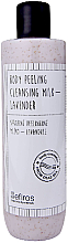 Düfte, Parfümerie und Kosmetik 2in1 Körperpeeling und Duschmilch mit Lavendel - Sefiros Body Peeling Cleansing Milk Lavender