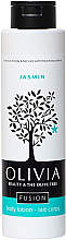 Düfte, Parfümerie und Kosmetik Körperlotion mit Jasminextrakt - Olivia Beauty & The Olive Fusion Body Lotion Jasmin