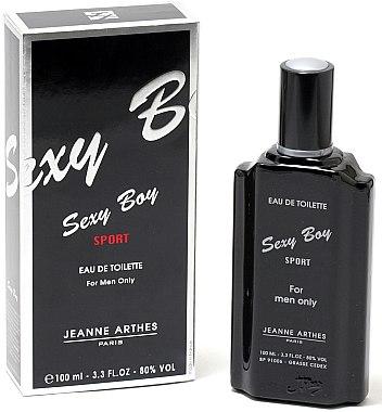 Jeanne Arthes Sexy Boy Sport - Eau de Toilette — Bild N1