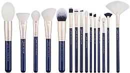 Düfte, Parfümerie und Kosmetik Make-up Pinselset T475 15 St. - Jessup