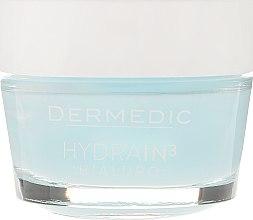 Feuchtigkeitsspendendes Creme-Gel für das Gesicht - Dermedic Hydrain3 Hialuro — Bild N2