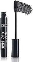 "Wimperntusche ""Volumen und Länge"" - Joko Pump Your Lashes — Bild N2"