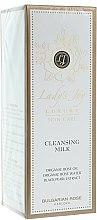 Düfte, Parfümerie und Kosmetik Gesichtsreinigungsmilch - Bulgarian Rose Ladys Joy Luxury Cleansing Milk