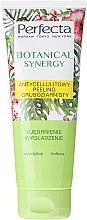 Düfte, Parfümerie und Kosmetik Anti-Cellulite Körperpeeling mit Eukalyptus und Koffein - Perfecta Botanical Synergy