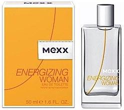 Düfte, Parfümerie und Kosmetik Mexx Energizing Woman - Kosmetikset (Eau de Toilette/15ml + Duschgel/50ml)