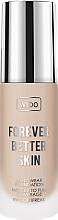 Düfte, Parfümerie und Kosmetik Langanhaltende Grundierung - Wibo Forever Better Skin