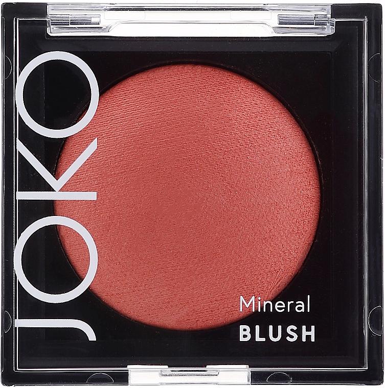 Mineralisches gebackenes Gesichtsrouge - Joko Mineral Blush