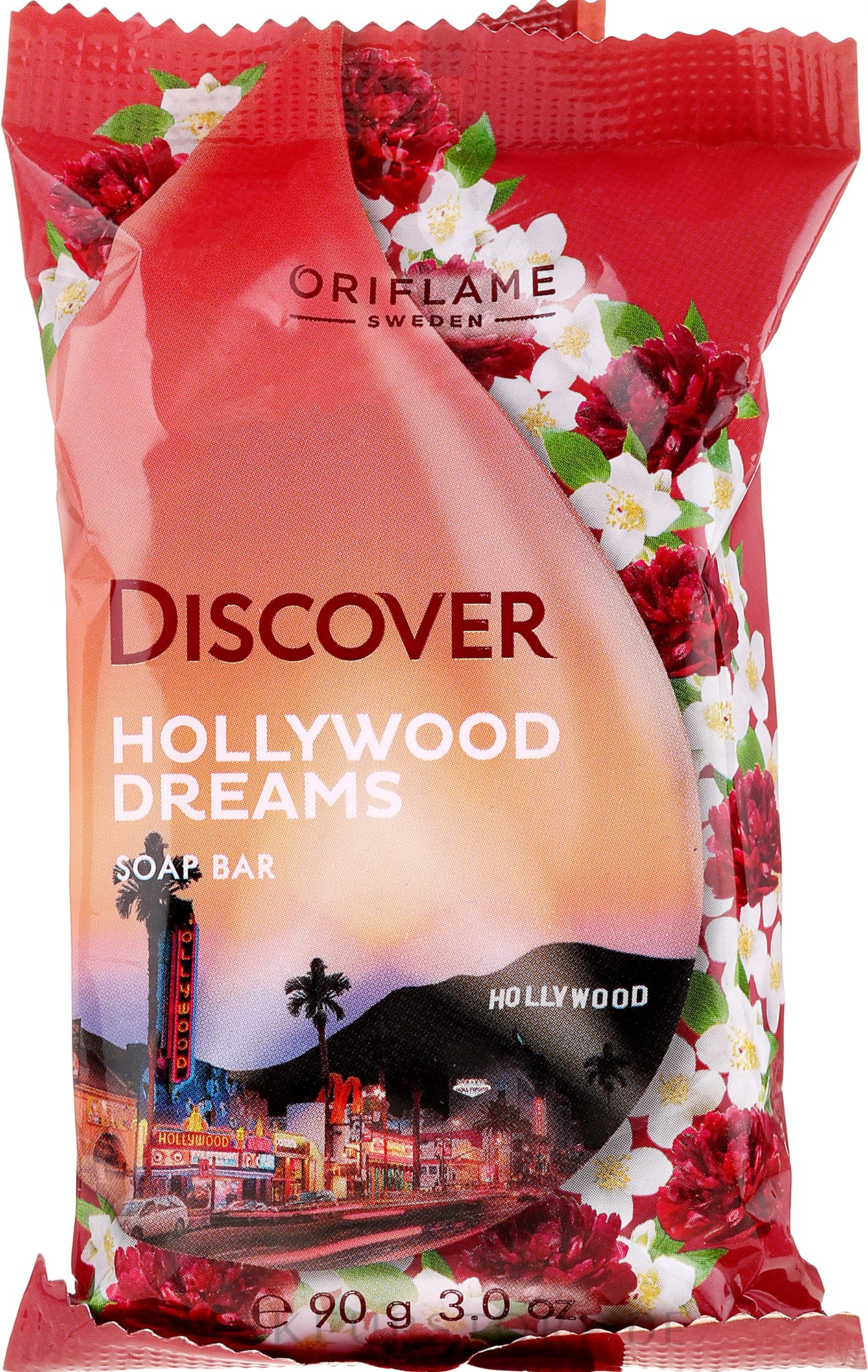 Seife Hollywood Dream mit Jasmin Aroma - Oriflame Discover Hollywood Dream Soap — Bild 90 g