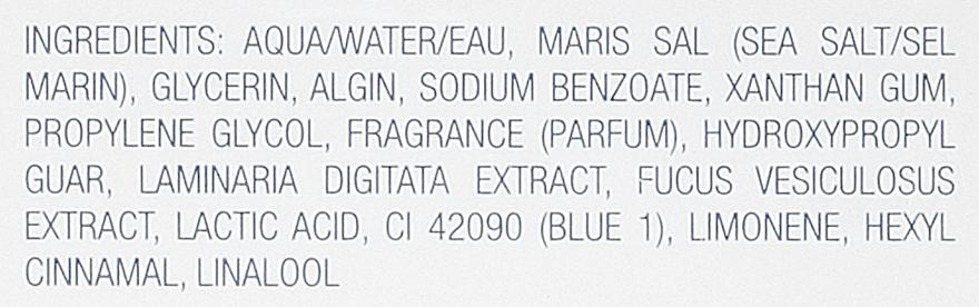 Mildes Körperpeeling Blaue Lagune - Klapp Sea Delight Soft Body Peeling Blue-Lagoon — Bild N3