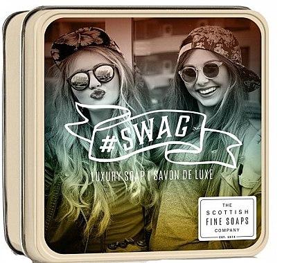 Parfümierte Körperseife - Scottish Fine Soaps Swag Soap In A Tin — Bild N1