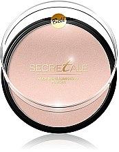 Düfte, Parfümerie und Kosmetik Illuminierender Puder für einen strahlenden Teint - Bell Secretale Nude Skin Illuminating Powder