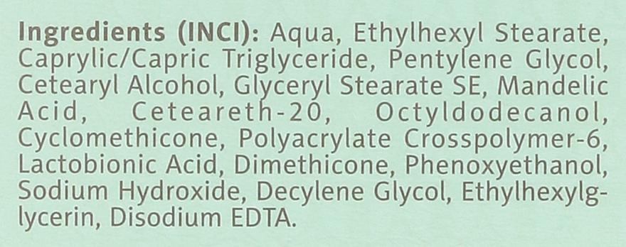 Korrigierende Nachtcreme für die T-Zone mit AHA- und PHA-Säuren - Floslek Balance T-Zone Corrective Cream — Bild N4