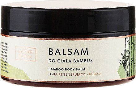 Körperbalsam mit Bambus - Nature Queen Body Balm — Bild N1
