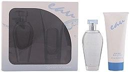 Düfte, Parfümerie und Kosmetik Concept V Design Eau For Women - Duftset (Eau de Toilette/100ml + Körperlotion 200ml)