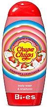 Düfte, Parfümerie und Kosmetik Bi-Es Chupa Chups Strawberry - Nährendes Shampoo für trockenes Haar