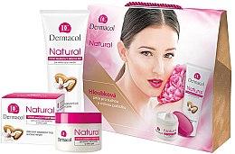 Düfte, Parfümerie und Kosmetik Gesichtspflegeset - Dermacol Natural Set (Gesichtscreme 50ml + Handcreme 100ml)