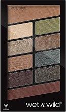 Düfte, Parfümerie und Kosmetik Lidschattenpalette - Wet N Wild Color Icon 10 Pan Palette