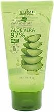 Düfte, Parfümerie und Kosmetik Beruhigendes und feuchtigkeitsspendendes Gesichts- und Körpergel mit 97% Aloe Vera - Blumei Jeju Moisture Aloe 97% Soothing Gel (Tube)
