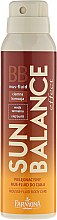 Düfte, Parfümerie und Kosmetik Mousse-Fluid für den Körper für dunklen Teint - Farmona Sun Balance Mousse Fluid Body Care