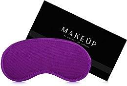 Düfte, Parfümerie und Kosmetik Schlafmaske Classic violett - MakeUp