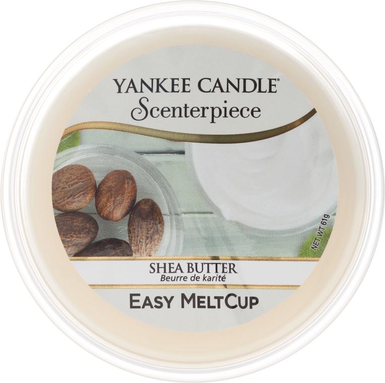 Tart-Duftwachs Shea Butter - Yankee Candle Shea Butter Melt Cup — Bild N1
