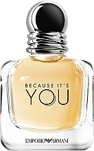 Düfte, Parfümerie und Kosmetik Giorgio Armani Because It's You - Eau de Parfum
