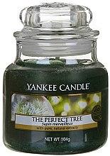 Düfte, Parfümerie und Kosmetik Duftkerze im Glas The Perfect Tree - Yankee Candle The Perfect Tree Jar