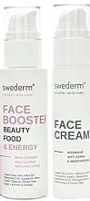 Düfte, Parfümerie und Kosmetik Gesichtspflegeset - Swederm (Gesichtsbooster 100ml + Gesichtscreme 50ml)