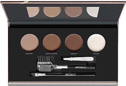 Make-up Set - Artdeco Most Wanted Brows Palette — Bild N3