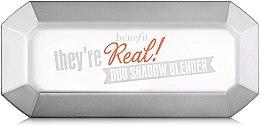 Düfte, Parfümerie und Kosmetik Lidschatten-Duo - Benefit They`re Real! Duo Shadow Blender