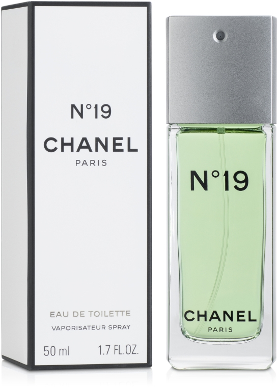 Chanel N19 - Eau de Toilette — Bild N2
