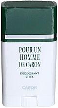 Düfte, Parfümerie und Kosmetik Caron Pour Un Homme de Caron - Parfümierter Deostick